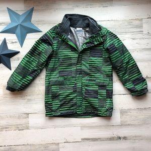 Columbia Bugaboo Interchange Winter Jacket Size M